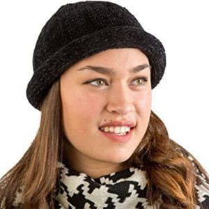 August Hat Company Chenille Roll Up Beanie